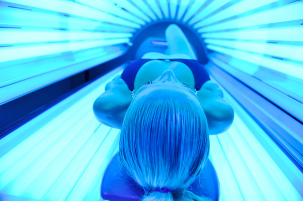 In The USA Indoor Tanning Is Still Going On… But Not For Much Longer